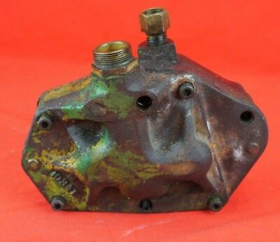 Original Engine Driven Hydraulic Pump John Deere M Mt Tractor Jd M341t