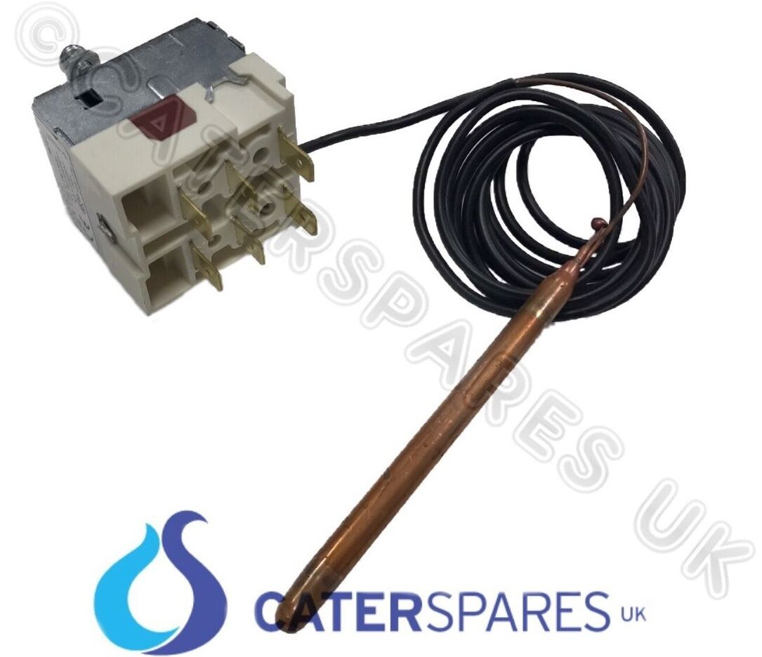 COMENDA 120525 DUAL TEMPERATURE IMIT RINSE THERMOSTAT 40-78-47-85°C DISHWASHER
