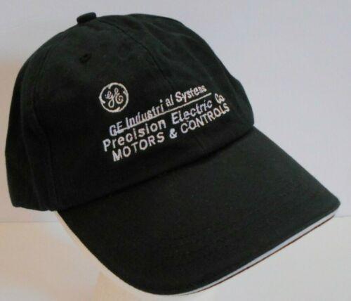 General Electric GE Industrial Systems Black Hat Cap Motors Controls Adjustable