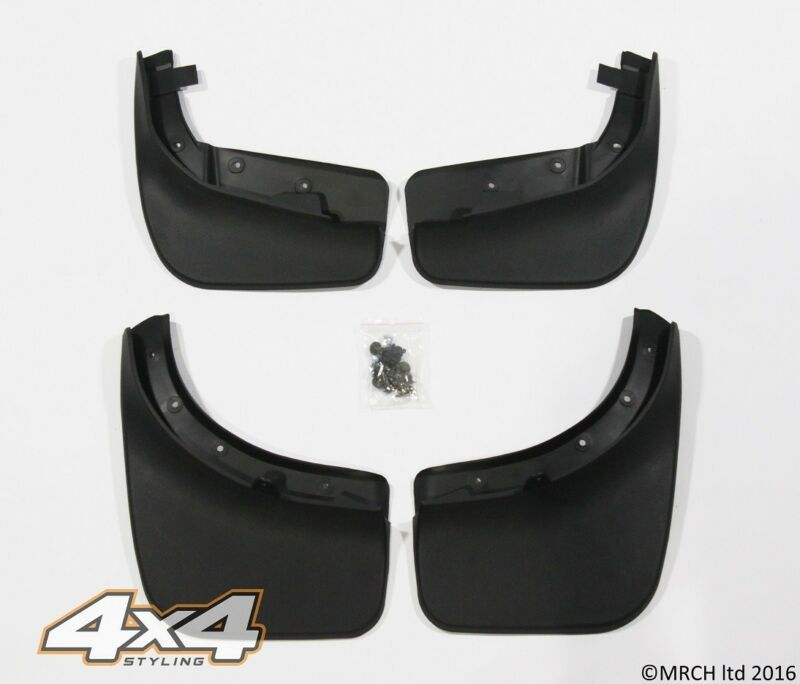For VW Volkswagen Touareg 2011+ Mud Guards Mud Flaps Set (4 pieces)