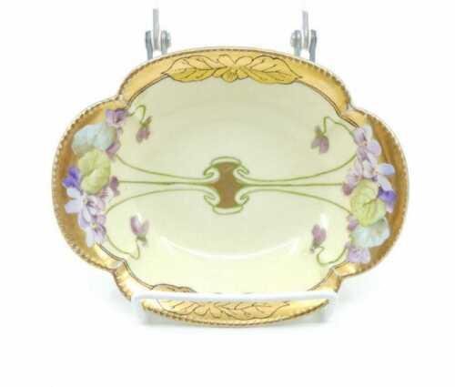 Haviland Limoges Hand Painted Pickard Bowl
