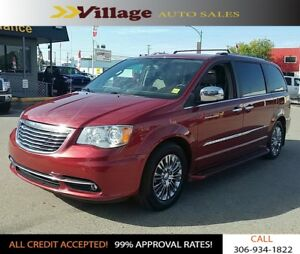 2011 Chrysler Town & Country Limited Back-up Camera, Bluetoot...