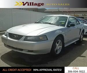 2003 Ford Mustang Low Kilometers! Air Conditioning, 6cyl Engi...