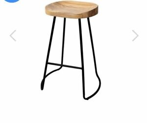 WANTED : 2 x bar stools tractor as pictured 65cm in height  Joondalup Joondalup Area Preview