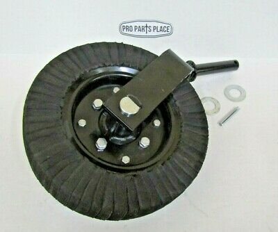 Bush Hog Rhino King Kutter Woods Land Pride Tail Wheel Assembly With 1-14