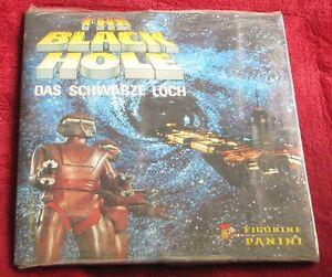 ALBUM-SIGILLATO-ORIGINALE-PANINI-THE-BLACK-HOLE-GERMANY