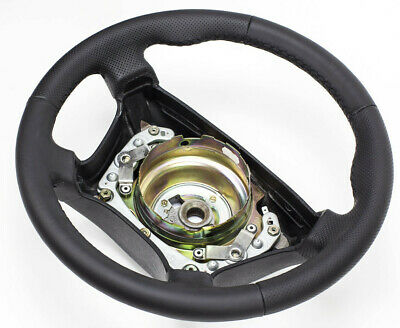 Used, Leather Steering Wheel New Leather Cover Mercedes W202 C-Class for sale  Shipping to Ireland
