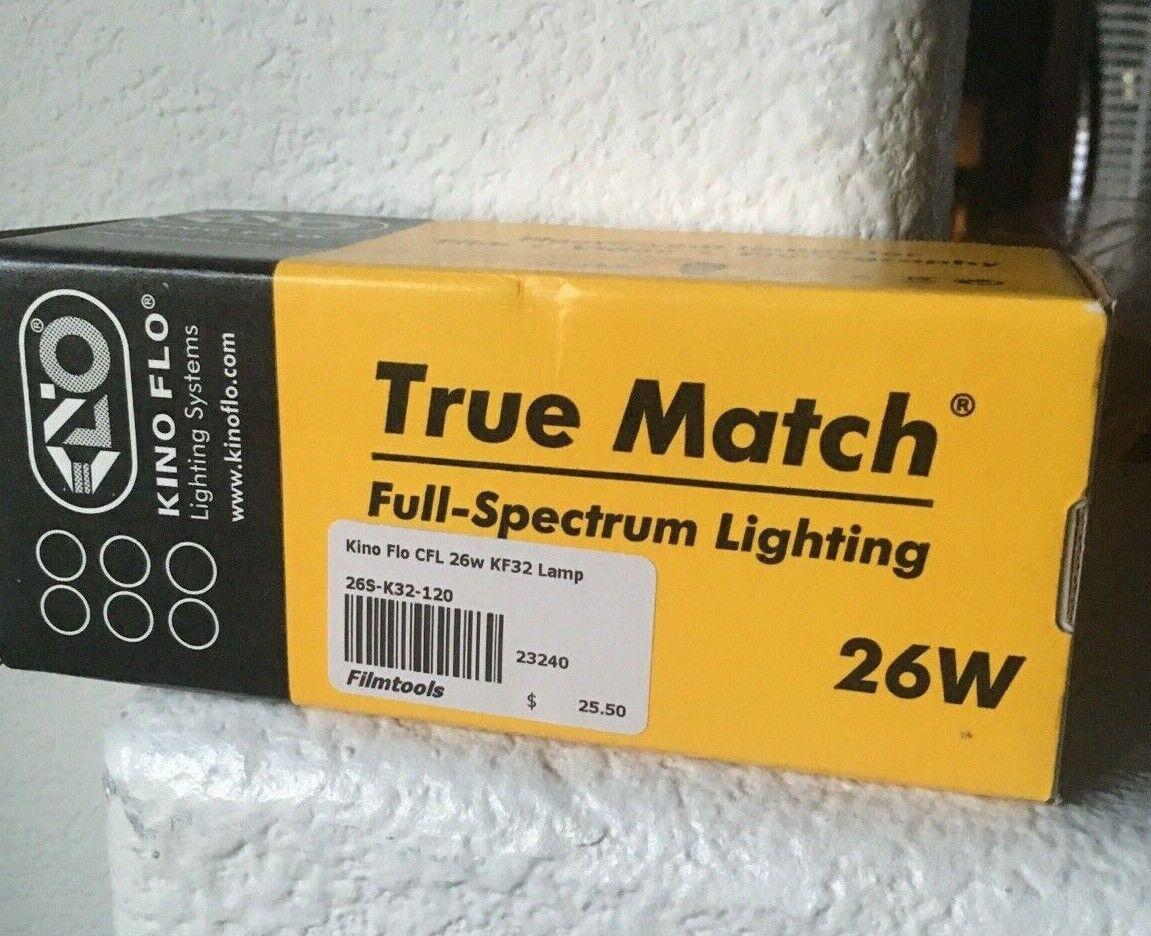 Kino Flo Lighting Systems 26W KF32 True Match CFL Lamp/Bulb For Film Video Photo - $27.50