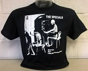 The Specials 'Ghost Town' T-Shirt