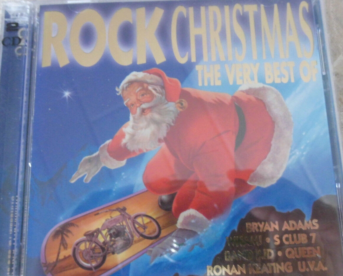 Rock Christmas the very best of