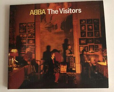 ABBA The Visitors CD Digipak