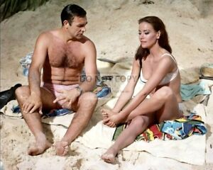 SEAN CONNERY & CLAUDINE AUGER IN