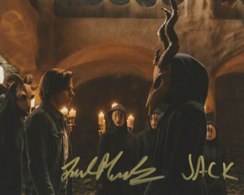 Jake Manley The Order Autographed Signed 8x10 Photo COA 2019-7