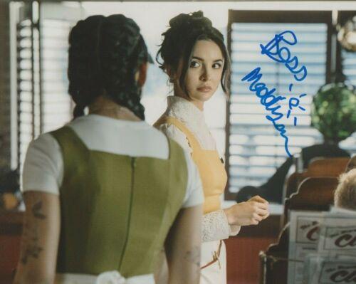 Maddison Jaizani Nancy Drew Autographed Signed 8x10 Photo COA 2019-27