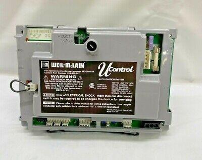 Weil-mclain 383-500-658 Control Module