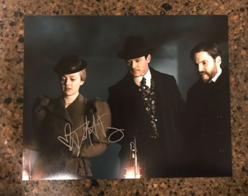 * DAKOTA FANNING * signed autographed 11x14 photo * THE ALIENIST * 1