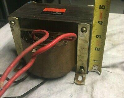 Precision Electronics 120v To 120v Ac Isolation Transformer  Model Neco 11