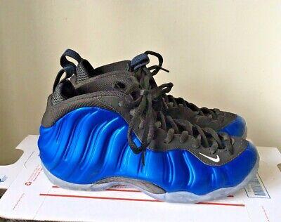 Nike Air Foamposite One XX Royal Blue Foam Size 7 Basketball Penny 895320 - Royal Blue Ones