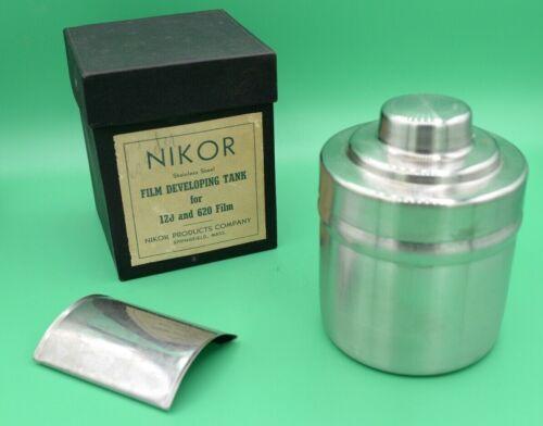 Nikor Processing Tank