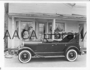 1924-Chrysler-Touring-Car-Factory-Photo-Ref-32901