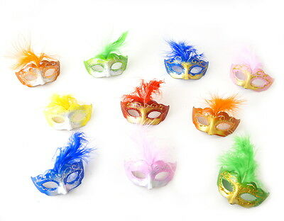 24 MIXED Mini Mardi Gras Masks Masquerade Wedding Decoration Quinceanera Favor   (Mardi Gras Party Supplies)