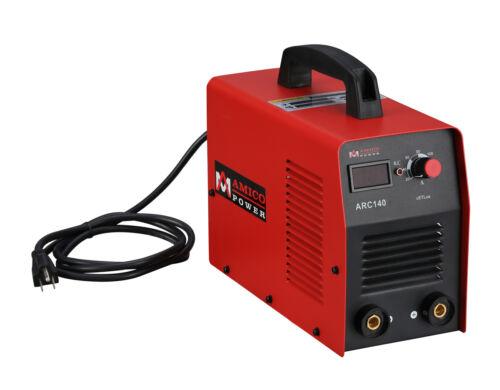 ARC-140, 140 Amp Stick Arc DC Inverter Welder 110V Welding Soldering Machine New