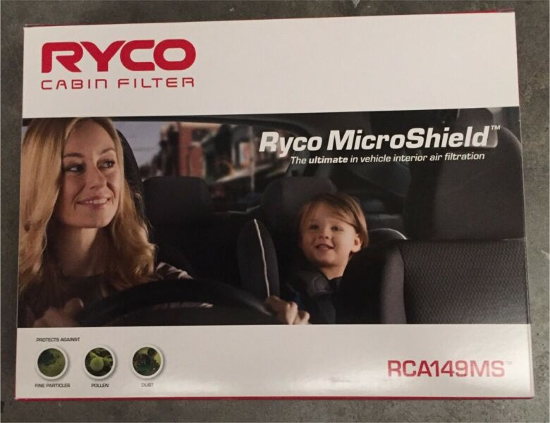 Ryco Cabin Air Particle Filter RCA318P