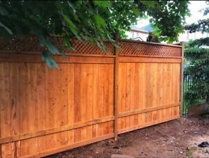 Build/Repair Fence or Deck!