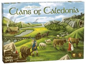 *** CLANS OF CALEDONIA GAME OF THE YEAR ***