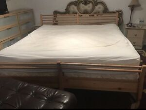 king bed with mattress included king size buy or sell beds amp mattresses in toronto gta 18996