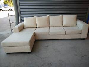 Plush Furniture Modular 4 SEATER Sofa LH or RH Chaise BRAND NEW Oakden Port Adelaide Area Preview