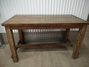 ASHLEY FURNITURE Bar Table Island Bench Outdoor Bar Table Klemzig Port Adelaide Area Preview