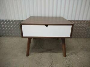BRAND NEW Retro Style Side Table Coffee Table ETU Bedside Table Klemzig Port Adelaide Area Preview