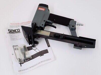 Senco Sls20hf Harwood Flooring Air Stapler 490021n