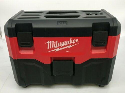 Milwaukee 0880-20 M18 2 Gallon Wet Dry Vacuum GR