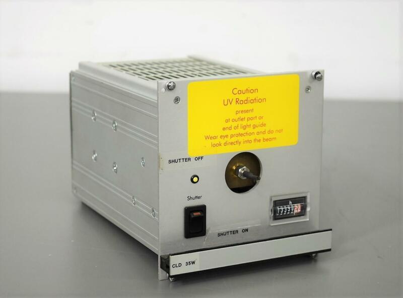 Bruker LC Nucri Bay BPSU - Lampen-Wechsel Optic Light Source CLD 35W Warranty