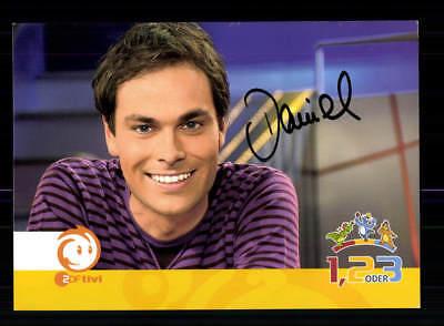 Daniel Fischer 1 2 oder 3 Autogrammkarte Original Signiert # BC 139893