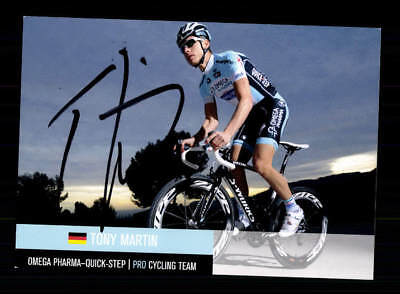 Tony Martin Autogrammkarte Original Signiert Radsport+A 178239