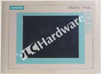 Siemens 6av6545-0ca10-0ax0 6av6 545-0ca10-0ax0 Tp270 Touch Panel 6 Read