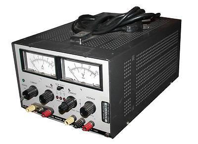 Very Nice Kikusui Regulated Dc Power Supply Pwc 0620