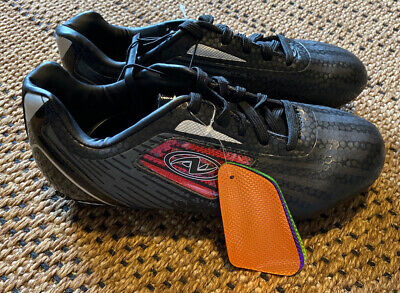 Byb Athletic Works Color Change Cleats Youth Soccer Kids Boys Size 4-A35