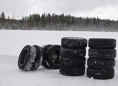 Der richtige Reifen ist das A und O im Winter. (© Pixabay)
