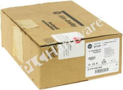 New Allen Bradley 2711p-k6c20a D Panelview Plus 600 Color Keypadrs232enet Ac