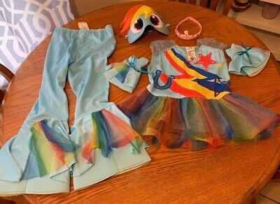 Costumes From The Movie Up (My Little Pony Costume Size 4-6 from the Movie Sequins Dress)