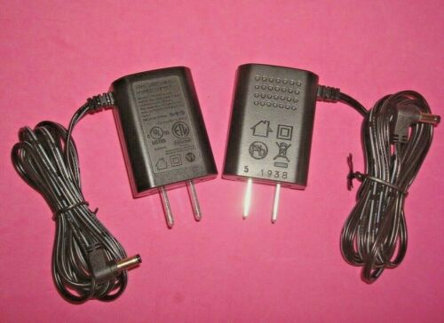 2pc  VT04UUS06040 OEM VTPL POWER ADAPTER FOR AT&T VTECH 6V 400mA PHONE C5.11