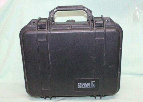 Pelican Hardigg 1400 Protector Case 13.37 x 11.62 x 6.00