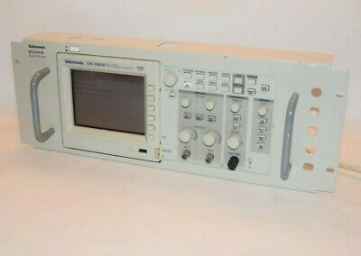Tektronix Tds1002b 2 Channel Digital Storage Oscilloscope W Rm2000b Rack Mount