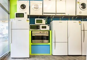 2nd Hand Refrigerators and other Appliances with Warranty + delivery Randwick Eastern Suburbs Preview