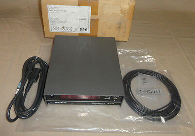 Sony Ly-201 Digital Readout Display Ly201 Dro Magnescale New
