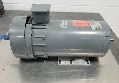 Reliance Tachometer Generator X00x1346m-sq 1hp Dc Motor 3402sr